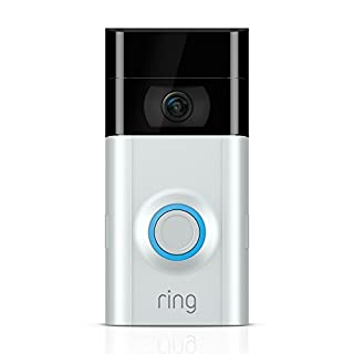 Ring Video Doorbell 2 with HD Video, Motion Activated Alerts, Easy Installation (B072QLXK2T) | Amazon price tracker / tracking, Amazon price history charts, Amazon price watches, Amazon price drop alerts