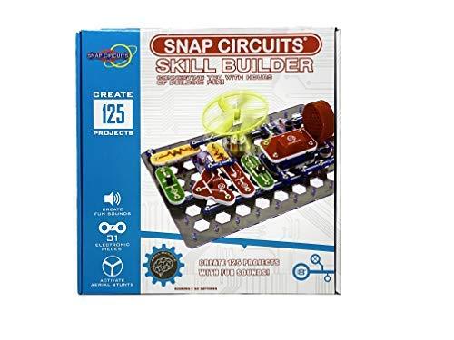 Snap Circuits Skill Builder 125