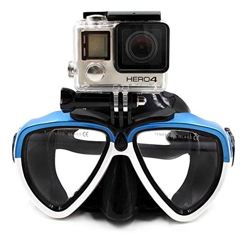 TELESIN Dive Mask with Detachable...
