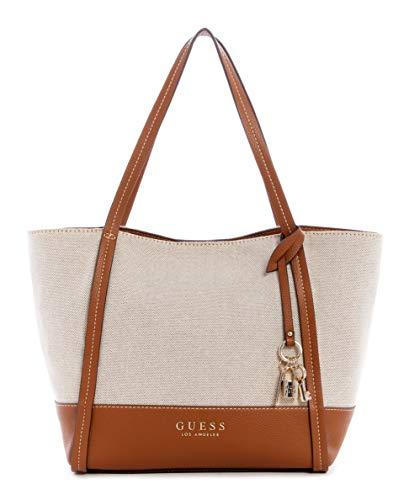 GUESS Tote, Shoulder Bag, Cognac