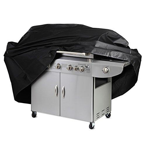 Funda para Barbacoa, Impermeable Cubierta de Barbacoa, Cubierta BBQ de Parrilla 420D Oxford...