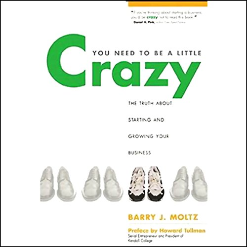 You Need to Be a Little Crazy cover art