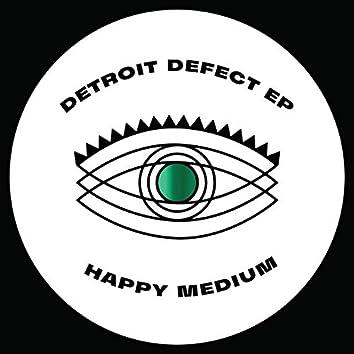 Detroit Defect - EP