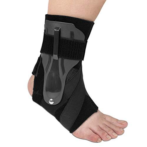 Sportcompressie vaste enkelriem enkelband stevige grip ademende rubberen bandbescherming