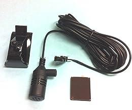 ALPINE INA-W900BT IDA-X305SBT KCE-250BT KCE-400BT OEM GENUINE MICROPHONE WITH CLIP