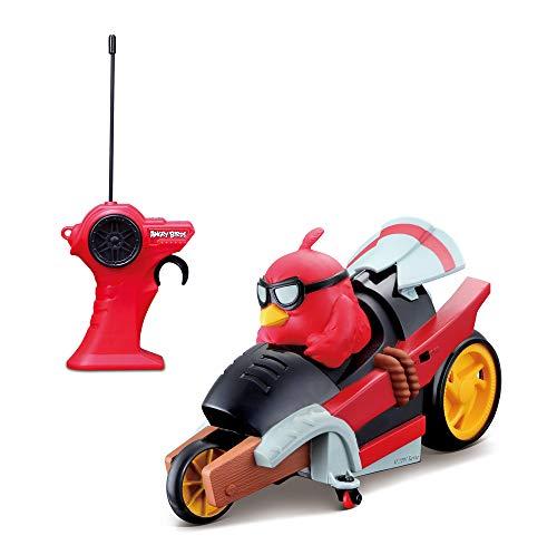 Maisto Angry Birds RC Cyclone Racer - Vehículo de Acrobacias controlado por Radio