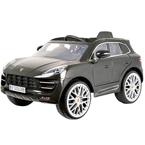 E-Auto für Kinder Rollplay Porsche Macan Turbo Bild 2*