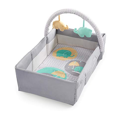 Ingenuity TravelSimple Bed and Play Mat, Ages Newborn to 5 Months