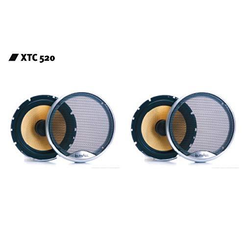 In Phase M-153214 Paar Lautsprecher 200 W XTC 520 Durchmesser 130 mm mit Glasfaserkonus