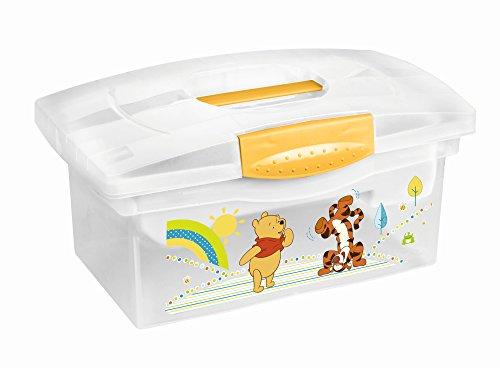 Disney Boîte de lingettes Winnie l'Ourson pour le change et le bain.