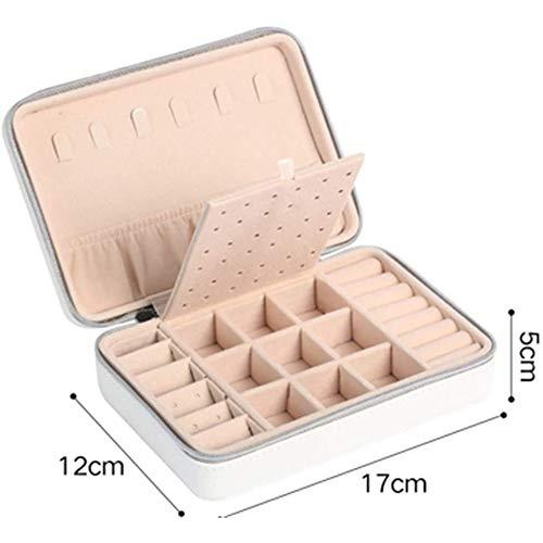 Dagelijkse benodigdheden sieraden doos opbergdoos Kleine Oorbellen Box sieraden Oorbellen Hand sieraden opbergdoos Portable grote capaciteit
