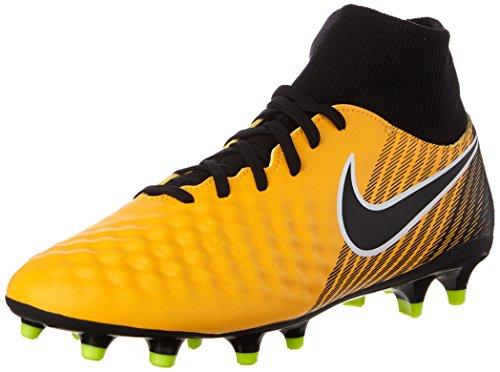 Nike Herren Magista Onda II DF FG Fußballschuhe, Orange (Laser Orange/Black-White-Volt-White), 44 EU (9 UK)