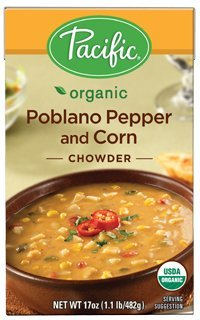 Pacific Foods Ranking TOP10 Organic Poblano Pepper and of Pack Corn Sale price Chowder