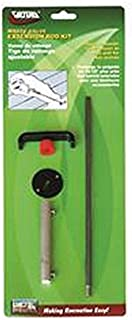 RV Trailer VALTERRA LLC Extension Rod Kit Sewer Waste Valve Handle Extension