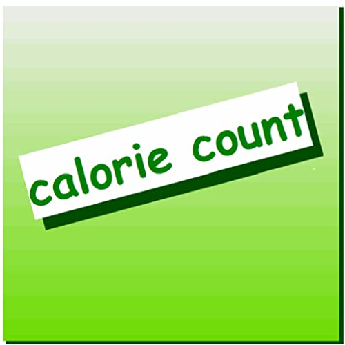 Calories count fast foods