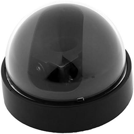 eDealMax Cámara plástico Vigilancia CCTV Dome caso de la vivienda DE 3,5 pulgadas de