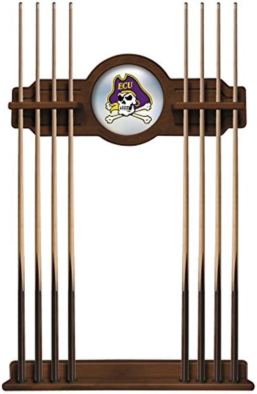 NCAA Pool Cue Rack by Holland Bar Stool, Charwomeny  East Carolina University