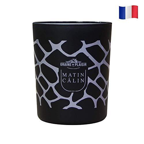 Bougie d'ambiance parfumée Matin câlin Graine de plaisir made in France