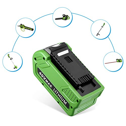 Lithium Battery for Lawn Mower