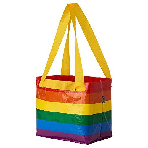 Kleine IKEA Rainbow Tasche, 2 Stück