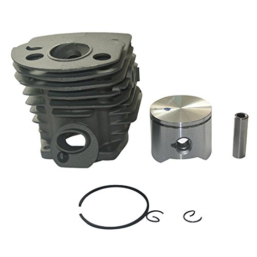 Générique Kit Cylindre Moteur Piston 45mm pour Husqvarna 51 Tronçonneuse # 503168301