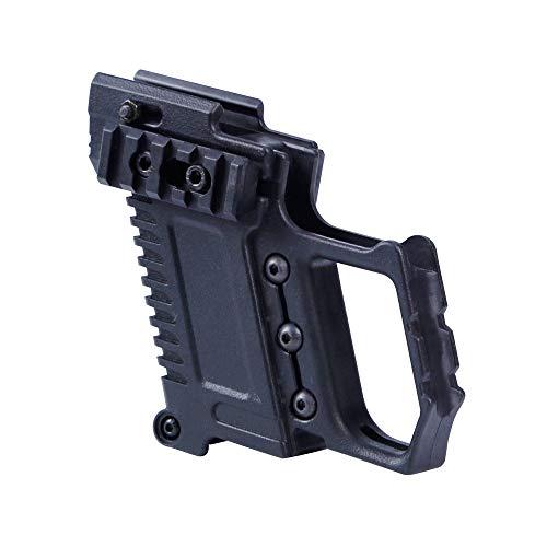 DETECH Taktische Pistolen-Karabiner-Kit Magazinkampf-Kit Glock Mount für CS G17 18 19 Zubehör-Zubehör