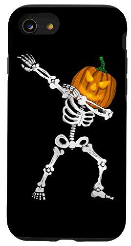 Halloween 2020 Jack O Lantern Head Halloween Pumpkin Faces Scary Gifts & Co.iPhone SE (2020) / 7 / 8