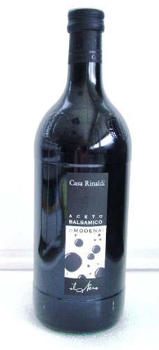 Casa Rinaldi Aceto Balsamico di Modena I.G.P. - il Nero - 1 Liter