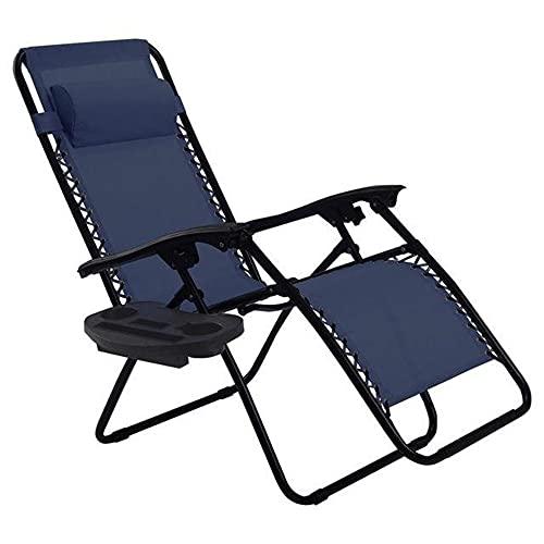 AWSXDC Folding Zero Gravity Easy Chair Sedia Pieghevole for Esterni funzionano Retrattile Sedia Portatile Sgabello di Emergenza (Color : 04)