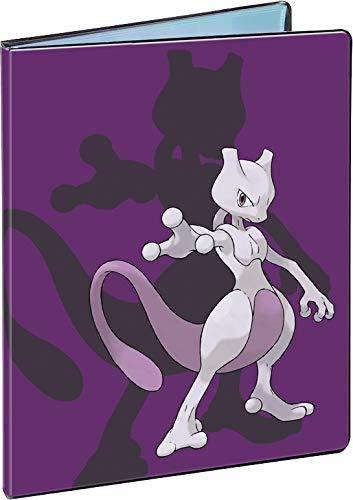Ultra Pro E-15398 9 Bolsillo Portafolio Pokemon Mewtwo