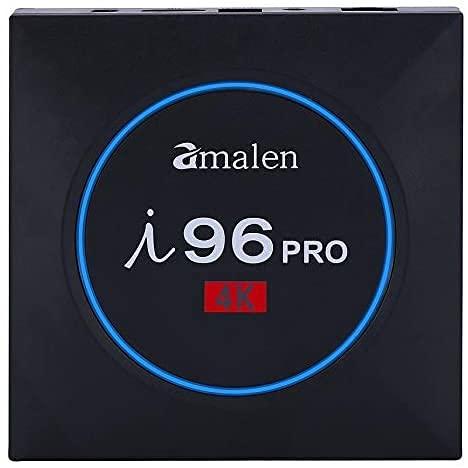 MXQ Pro 4K Android 7.1 TV Box S905X Quard-core Wi-Fi Embedded UHD 4K H.264 Media Center Smart OTT TV Box