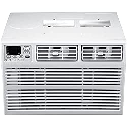 Image of Whirlpool Energy Star 15,000 BTU 115V Window-Mounted Air Conditioner with Remote Control, White: Bestviewsreviews