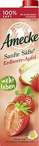 Amecke Sanfte Erdbeere-Apfel, 1000 milliliter