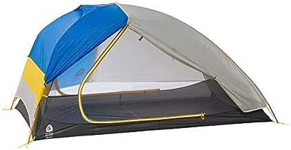 Sierra Designs Meteor Lite, Freestanding Lightweight Backpacking & Camping Tent with 2 Doors/Vestibules, Stargazer Rain Fly & More, 2-Person