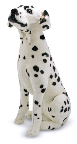 Melissa & Doug Dalmatian - Plush | Soft Toy | Animal | All Ages | Gift for Boy or Girl