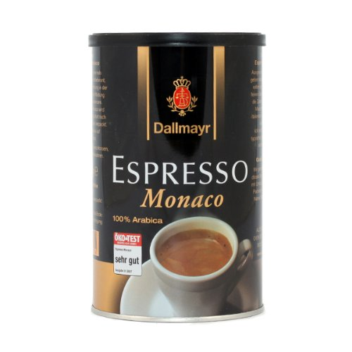 Dallmayr Espresso Monaco In Dosen 12 x 200 gr