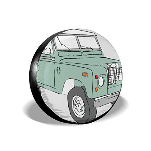 Freelander Sport Models Set of 4 Chrome Anti-Theft Car Tyre Air Dust Valve Stem Caps With Keyring Spanner For Evoque Discovery SVR HSE