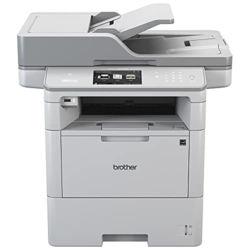 Multifuncional Brother Laser MFCL6902DW Mono (A4) Dup, Wrl