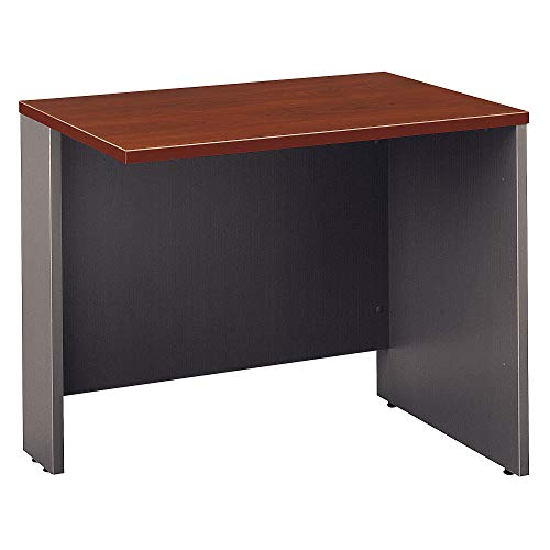Bush Business Furniture Series C Collection 36W Return Bridge in Hansen Cherry