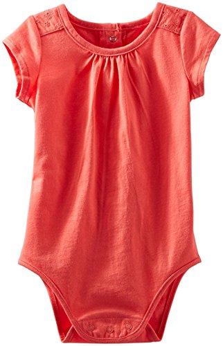 OshKosh B'gosh Bodysuit (Baby) - Orange-3 Months