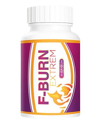 Adema Nutrition by Adema Natural F- BURN Kapseln PREMIUM vegan mit Garcinia Cambogia schnell und extrem hochdosiert – Bauch, Beine & Po - STOFFWECHSEL