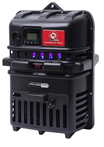Mega-Catch MCU-910 Ultra Pro 900 Series Mosquito Trap, 150 Foot Range, Covers 1.5 Acres