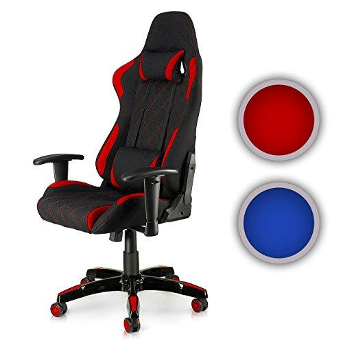 MY SIT Sedia Ufficio Poltrona girevole Racing Direzionale disegno Gamer Sintetica Racer - diversi colori disponibili