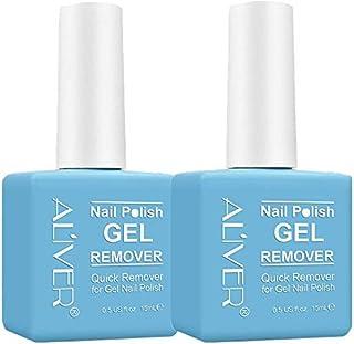 magia Removedor de esmalte de uñas profesional quita el esmalte de remojo en 3-5 minutos para uñas naturales de gel acr...