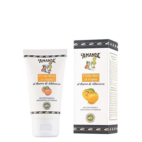 L'Amande Crema Mani Burro di Albicocca - 75 ml