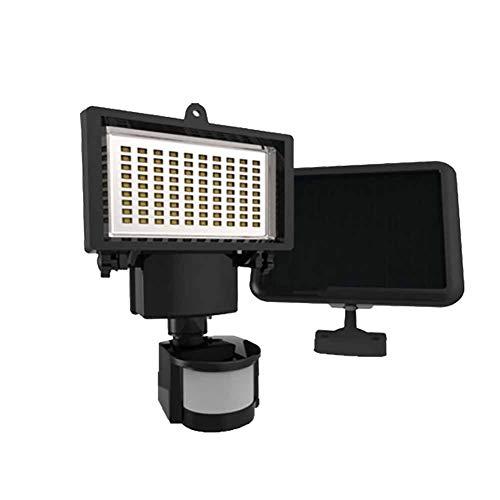 90LED Solar Outdoor Waterdichte Ip44 Wandlamp, Verstelbare Hoek Body Sensor Light, Geschikt Voor Family Garden Park Street, Etc. (150 * 134 * 196mm)