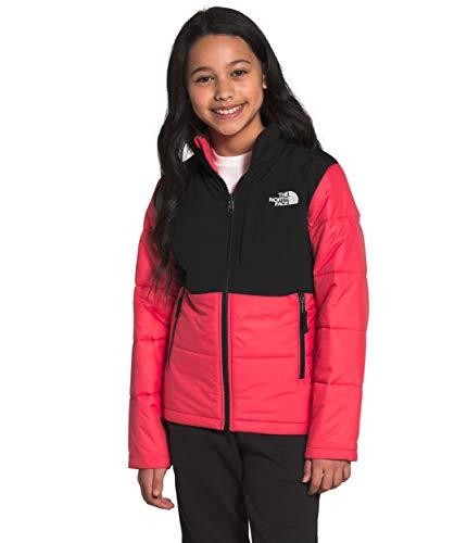 The North Face Kids Girl's Balanced Rock Insulated Jacket (Little Kids/Big Kids) Paradise Pink MD (10-12 Big Kids)