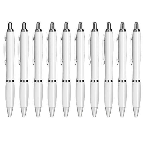 Kugelschreiber mit Nano Silber aus ABS mit antibakteriellem Schaft, hygienisch und sauber als 10er Set von notrash2003