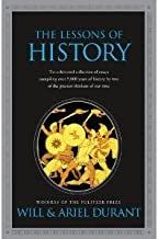 The Lessons of History (text only) by W. Durant,A. Durant