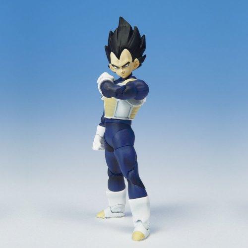 Dragon Ball Deluxe Hybrid Figurine Vegeta